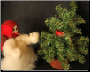 """Forest Friends"" Wooly® Primitive Snowmen (SKU: 10479)"