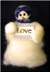 """Love"" Wooly® Primitive Snowmen (SKU: 10483)"