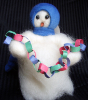 """Counting Down"" Wooly® Primitive Snowmen (SKU: 10260)"