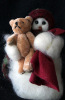 """Sleepy Time"" Wooly® Primitive Snowmen (SKU: 10380)"