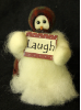 """Laugh"" Wooly® Primitive Snowmen (SKU: 10484)"