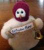 """Let Freedom Ring"" Wooly® Primitive Snowmen"