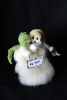 """#1 MOM"" Wooly® Primitive Snowmen (SKU: 10475)"