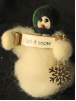 """Let It Snow"" Wooly® Primitive Snowmen (SKU: 10486)"